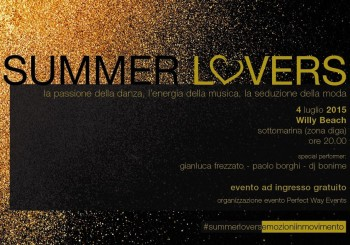 Perfect Way Events presenta Summer Lovers