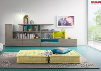 Mobilveneto: il soggiorno ha i colori della natura
