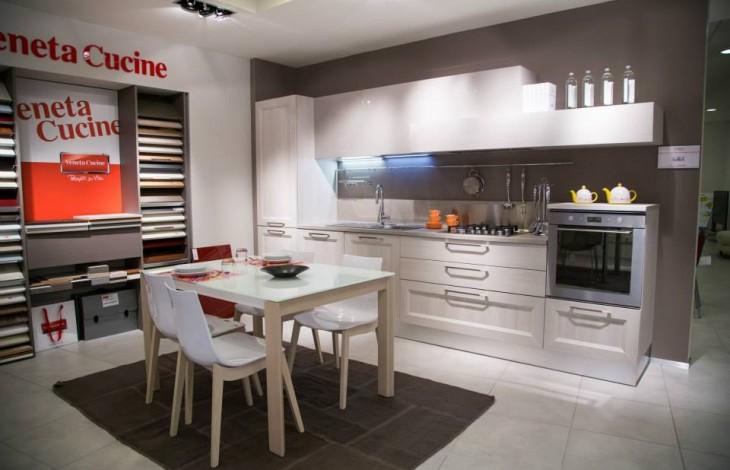 Mobilveneto presenta le nuove cucine scopri la super - Cucine fine esposizione ...
