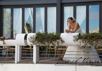 Roberta Spose: shooting fotografico all'Hotel Airone