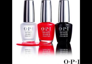 Estetica Joli presenta O.P.I. Infinite Shine per mani e piedi impeccabili