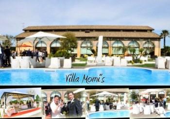 Villa Momi's, ambiente raffinato immerso nel verde