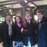 Il presidente proloco Chioggia e lo staff di Progetto Ossigeno