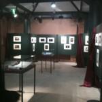 La sala della mostra Immagini di Mistero