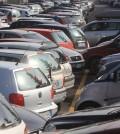 Macchine parcheggiate