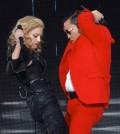 Madonna e Psy