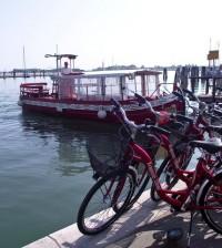 In bicicletta a Chioggia