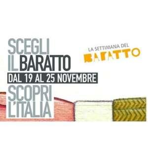 Settimana del Baratto in Italia