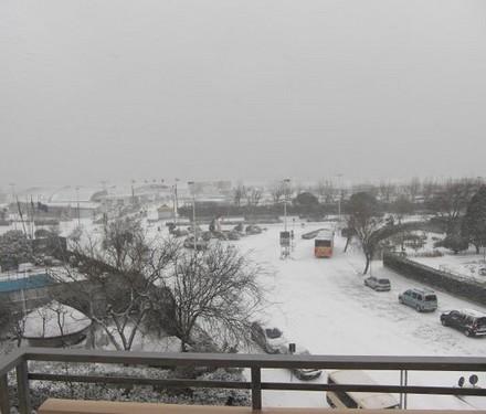 Chioggia-neve