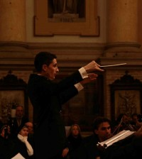 Enrico mainardi Direttore d'orchestra