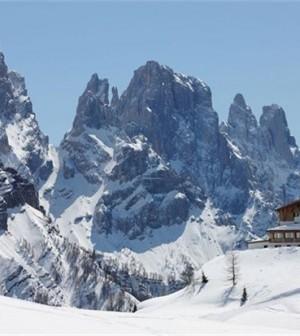 Montagna-San Martino di Castrozza
