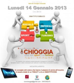 Chioggia Città dello sport e turismo