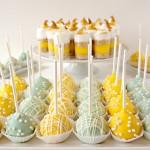 Lemon Cake Pops - 4