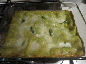 lasagna asparagi e burrata 1