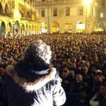 Beppe Grillo Padova