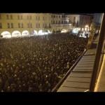 Beppe Grillo a Padova