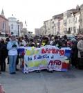 Nuova  Scintilla 12/2/2012  Chioggia: marcia della pace