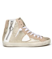 SNEAKERS-ALTE-IN-PELLE-METALLIZZATA-CON-DETTAGI-IN-SUEDE-PHILIPPE-MODEL_10049
