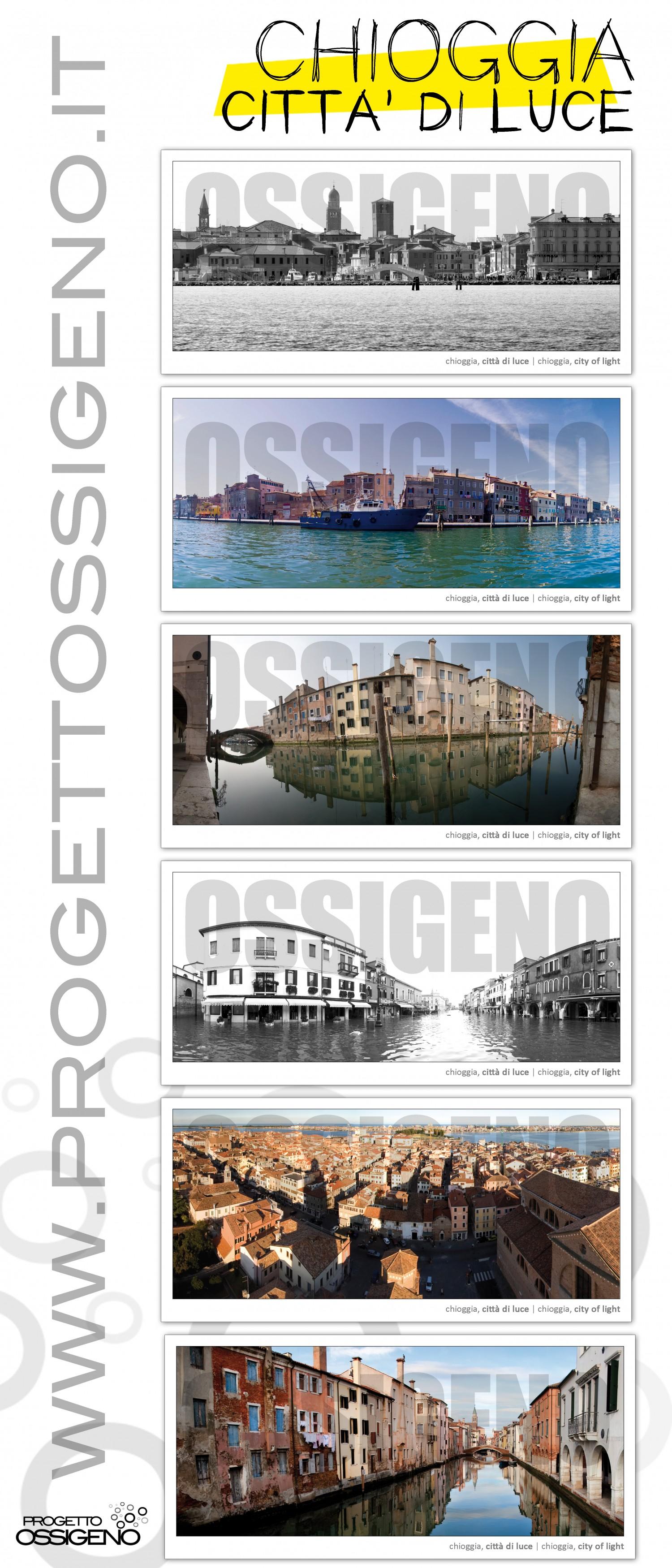 Cartoline Chioggia Progetto Ossigeno