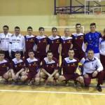 Marina Soccer formazione