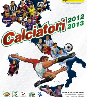 Panini_Calciatori 2012-2013_Cover