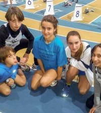 giovani atleti