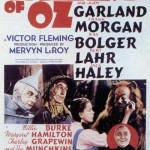 IL MAGO DI OZ- LOCANDINA FILM 1939