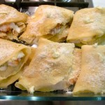Crepes Asparago Gamberoni Realcooking