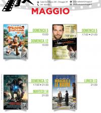 PROGRAMMAZIONE MAGGIO CINEMA DON BOSCO CHIOGGIA