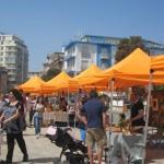 25 aprile mercatino artigianato a Sottomarina