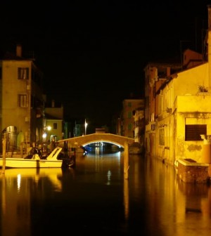 Chioggia-by-night