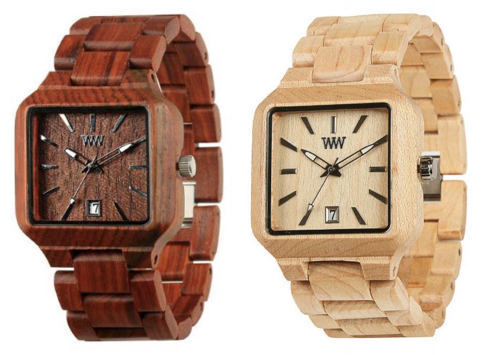 wewood gli orologi in legno made in italy amati dalle star chioggiatv. Black Bedroom Furniture Sets. Home Design Ideas