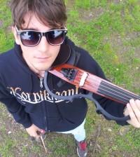 Riccardo Gianni violino elettrico