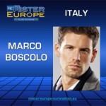 Marco Boscolo Nale Mister Europa