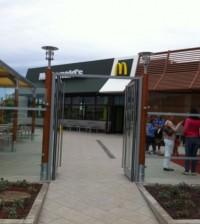 Apertura Mc Donald's