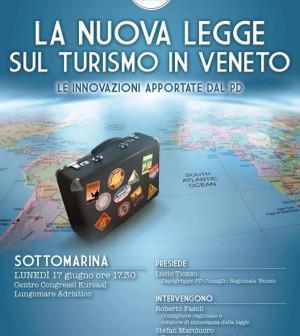 Nuova legge sul turismo convegno
