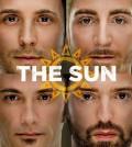 The sun copertina