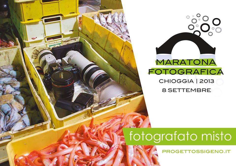 maratona fotografica progetto ossigeno