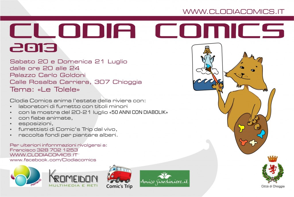 clodia comics
