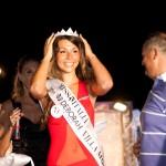 Miss Villa Momis incoronazione vincitrice