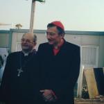 Patriarca di Venezia e Mons. tessarollo