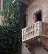 balcone giulietta