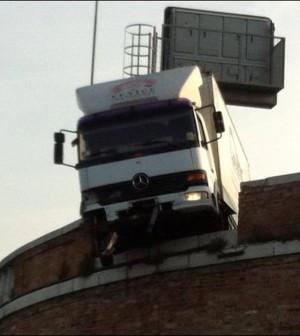 camion ponte della liberta