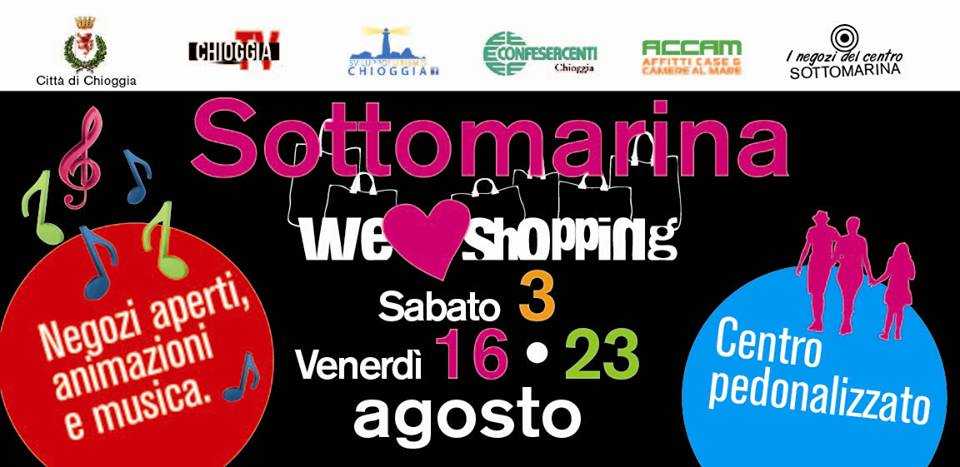 Lo sbaracco We Love shopping