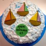torta onda di panna