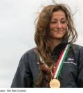 silvia zennaro campionessa di vela