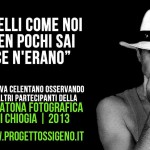 Progetto Ossigeno Maratona fotografica 2013