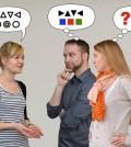 Parlare lingue straniere