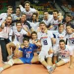 Italia Volley under 21 partita finita