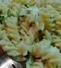 Pasta al pesto di zucchine e mandorle realcooking
